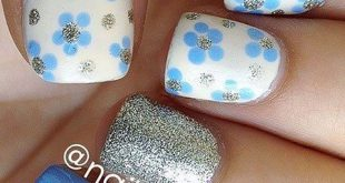 20 Simple Nails, Nail Art Designs, Nail Easy Designs Art, Nail Design #hairst ...