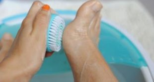 Do not waste your money on pedicures: use two ingredients from the kitchen ...