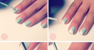 Fun, cool and simple nail art ideas that enchant your nails
