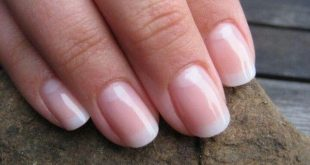 Nature is trump: timeless beautiful nails probably can not be. With small ...