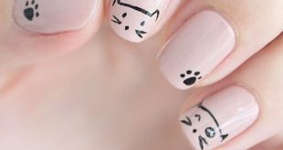 Pin for Later: it gets wild on your fingernails with these 49 animal nails ...