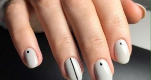 Simple Short Nail Art Designs Ideas For 2018 These 44+ Nail Design Ideas For ...