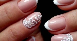 Elegant Bridal Nails - Enchanting Ideas for your DIY Wedding Manicure A ...