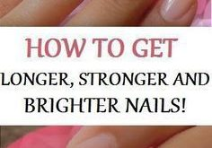 Every woman wants to have healthy and strong nails for a long time. That is ...