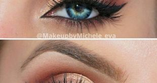 Fashion & Beauty Gorgeous Makeup Inspirations For Beautiful Blue Eyes -...