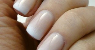 Nail design for wedding-beautiful manicure for your memorable day