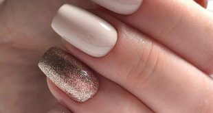 Naked gel nails pictures