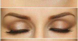 Smokey Eye Makeup Ideas on How to Make Blue Eyes #look #blue # Ideas #Makes ...