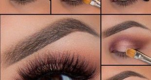Step by Step Eye Makeup - PICS. My collection #AmazingEyemakeup