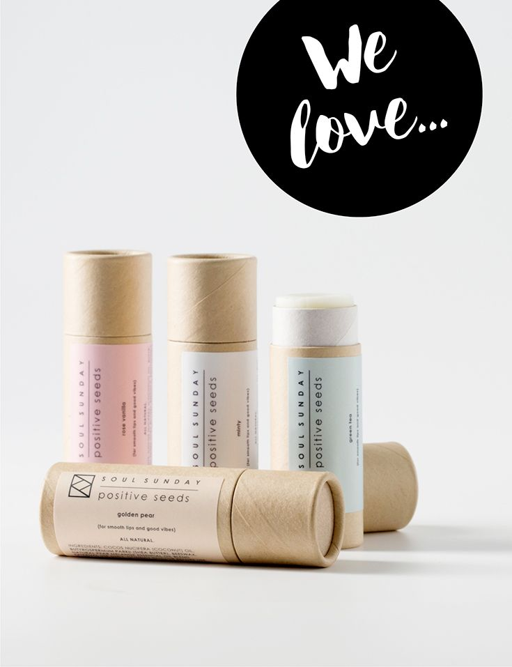 The natural cosmetics label Soul Sunday has set itself the goal of