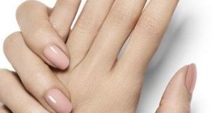 This is the most nudged nude nail polish of the year!