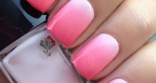 Want a funny summer manicure, but think pink nail designs are not your thing? Miss N ...