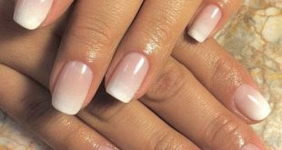 15 beautiful light ombre nails