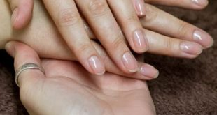DIY Natural Nails from bespoke-bride.com (article not written by me) #ar ...