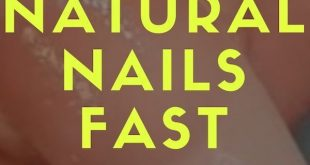 Grow your natural nails with these three simple tips #This #ei ...