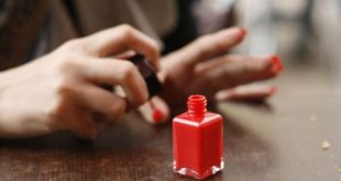 NAIL IT: THE 4 LEAST TOXIC BRANDS FOR NAIL POLISH #influenced #least #brands ...