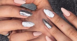 16 Stiletto nail designs for the next one that you're going to do 'mani' # ...
