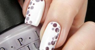 45 different designs and ideas of nail polish # ideas # designs of nail polish #arras ...