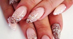 50 fabulous ways to wear Glitter Nails like a boss #fabulous ...