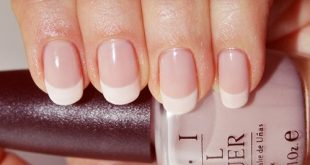 Always classic and feminine ... not too long, nails of course ...
