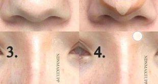 Korean makeup tutorials; If you wear eye shadow, look down and into a ...