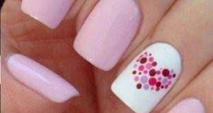 Manicure to fall in love: the most beautiful looks for romantic and playful nails ...