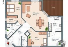 This and many more houses are on Fertighaus.de: building your house from ...