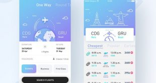Your flight booking application