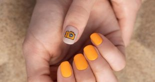 If the summer is just on the nails, do you agree? . . . Colors used: S