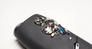 ", ""DECORATION"" , Decorate with swarovski element in iQOS MULTI. , , Based on the theory of Decotore®"