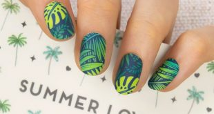Do you want a fast, easy to do mani full of colour?  Try creating a gradient and