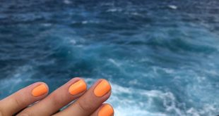 Essie's 'Soles On Fire'  was a good pick for this trip.  I really love it so muc