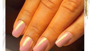 Shellac nails remain shiny and chip-free for 2 weeks.  in Adma!!