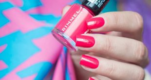 Summer - it's time to flaunt with pluck-eye nails  Juicy pink neon 409 Pi