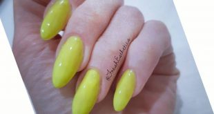 Summer vibes with neon nail colours. . . .