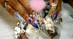 These videos and pics do no justice!! Bedazzled On another Level Who Nail'd You?
