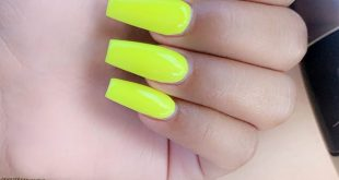 set by   Something bright for this morning  'lemon juice ' from  . Neons are my