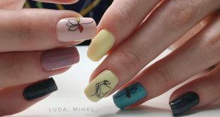 ♡♡♡ These women on the nails are becoming fashionable ♡♡♡