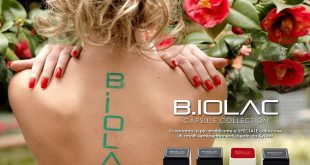 The semi-permanent polish that does NOT hurt your nails. B.iolac does not dehydrate the one