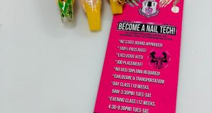 Come get your thirst quenched at Trendy Nailz Institute! Arizona Tea!  We evoke