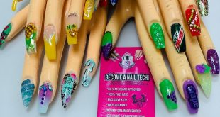 Come get your thirst quenched at Trendy Nailz Institute!  We evoke their inner P