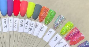 It must have been a carnival week. We received the new Carnival Gel Polish Colle