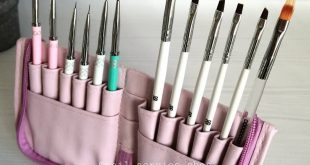 My working brush set from Trendy nails, I work and recommend it to everyone Syn