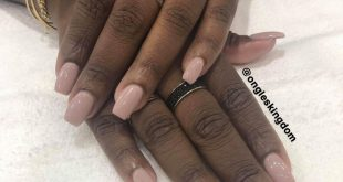 Nude nails . . . Ignore