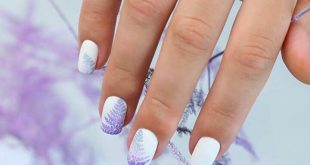 Perfect White Trendy nails 001.  Available at the store on Kolontaevskaya 6  8m