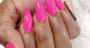 Sculpted nails ..   . .  nails by Vicky. Work with love