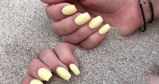 When one's nails get to go on vacation but not me, then I get a little jealous!