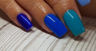 A little blue combo  all colours from