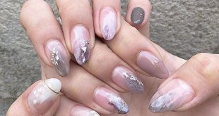 Form nail art style Taiwan is extremely hot hit home girls just chic