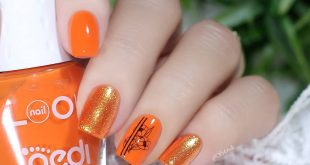 Naillook released the summer limited edition PEDI - the brightest varnishes for pedi